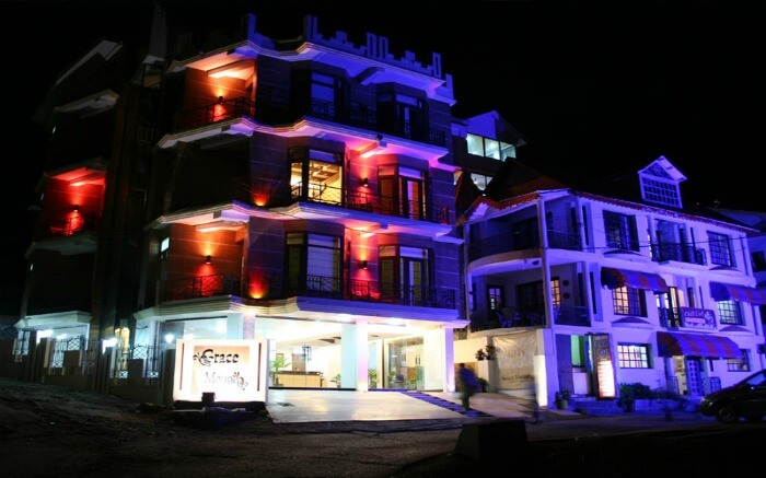 Hotel Grace Mount in Dalhousie