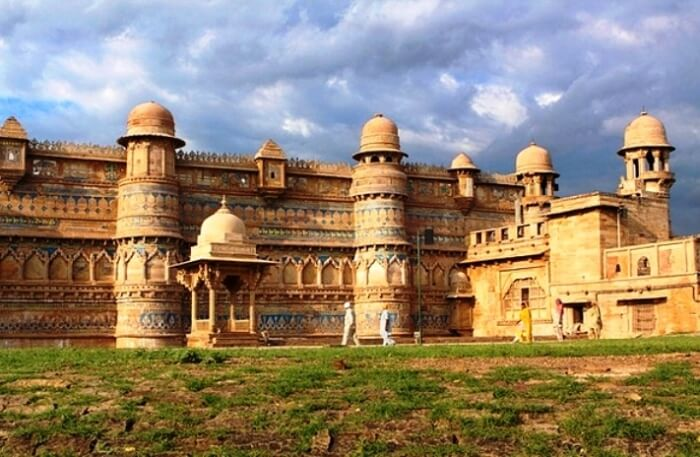 Gwalior Fort VIew