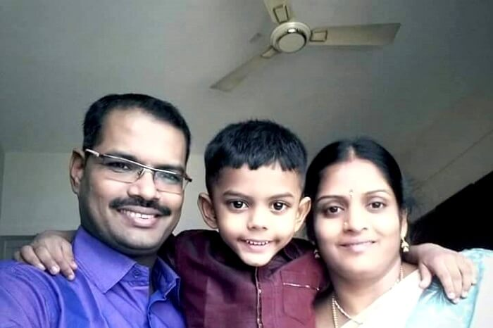 family trip to Guruvayur