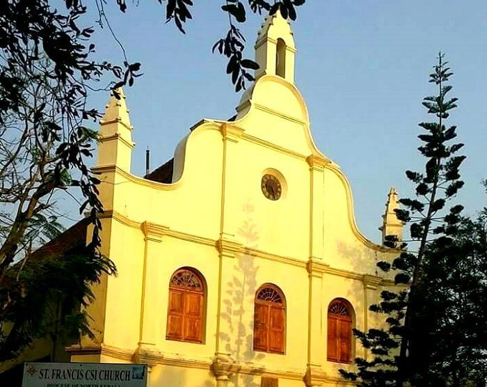 church kochi