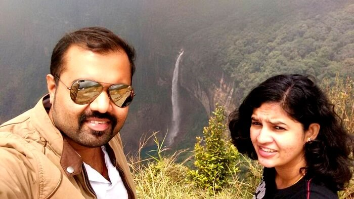 cherrapunji waterfalls