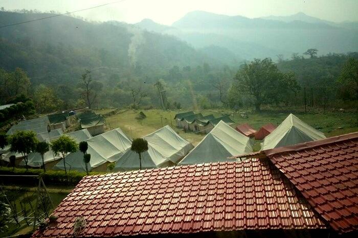 mornings in rishikesh