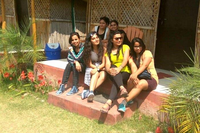good memories from the resort