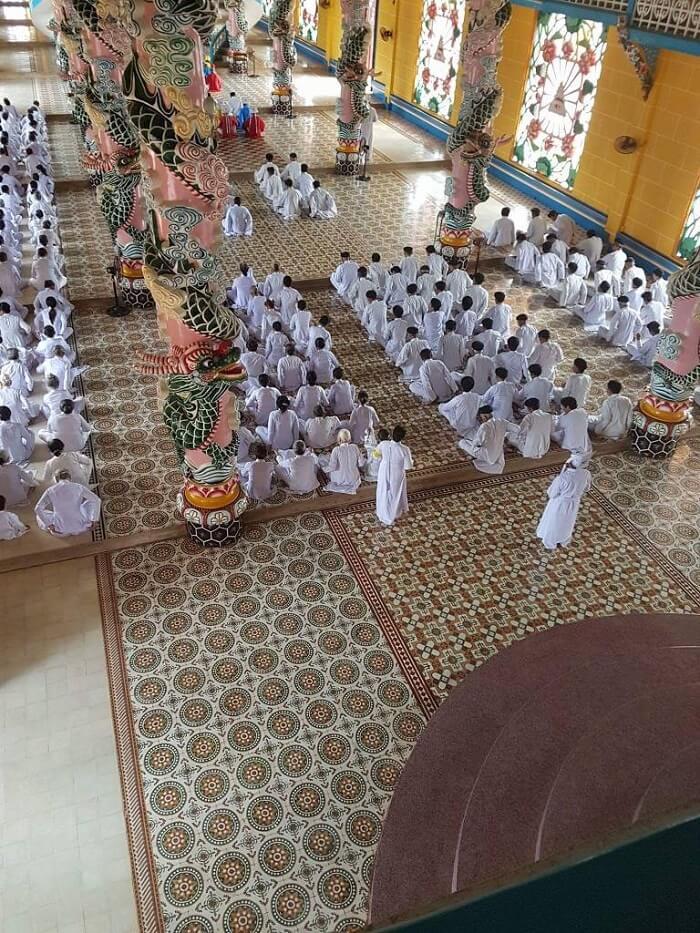 cao di monastery tour