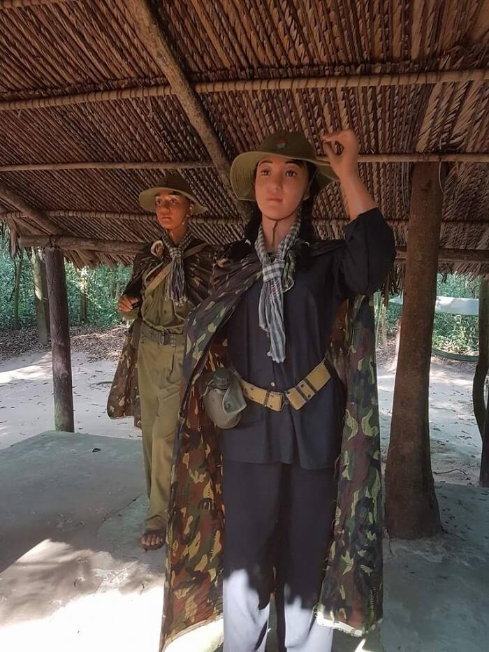 vietnam war zone museum