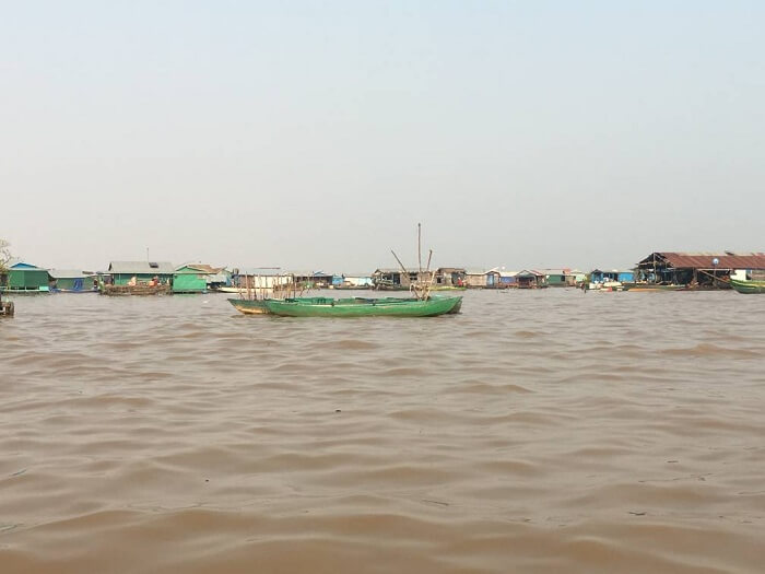 tonle sap river cruise boating