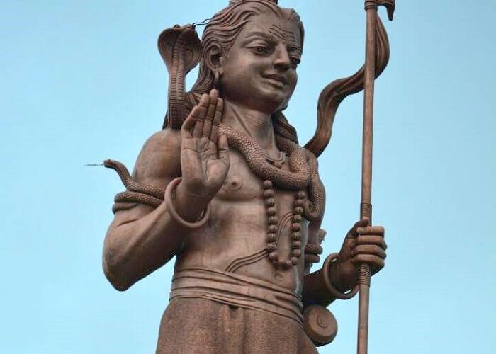 mauritius shiva temple