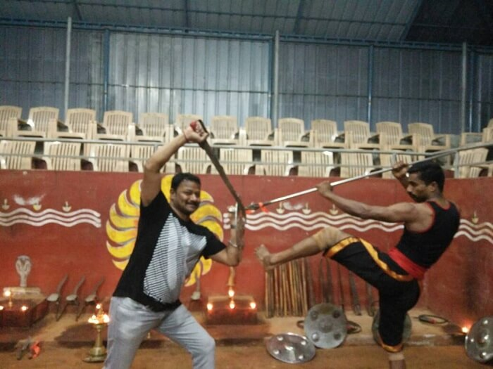 cultural shows in thekkady