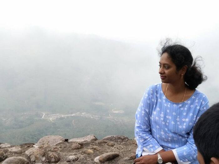 Eravikulam National Park Peak view