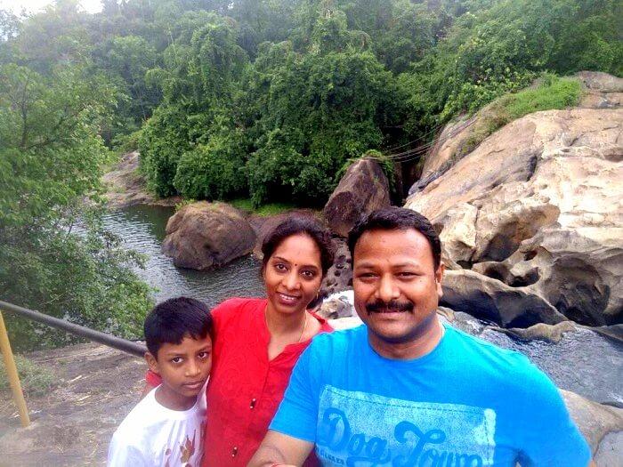 munnar family trip