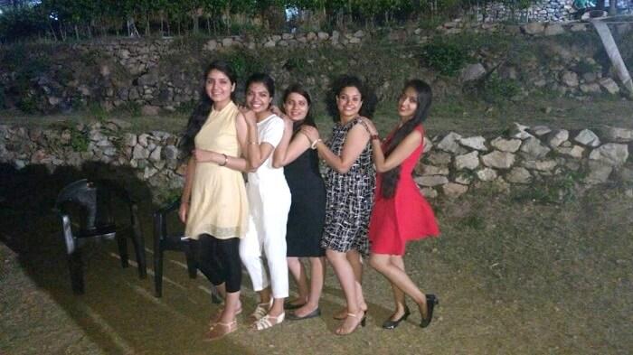 DJ night in rishikesh