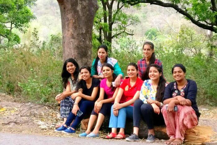 scenic treks in rishikesh