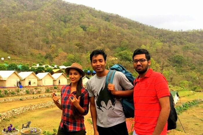friends trip to rishikesh