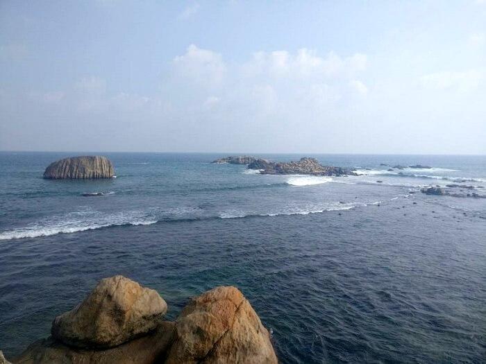 coastal beauty of sri lanka