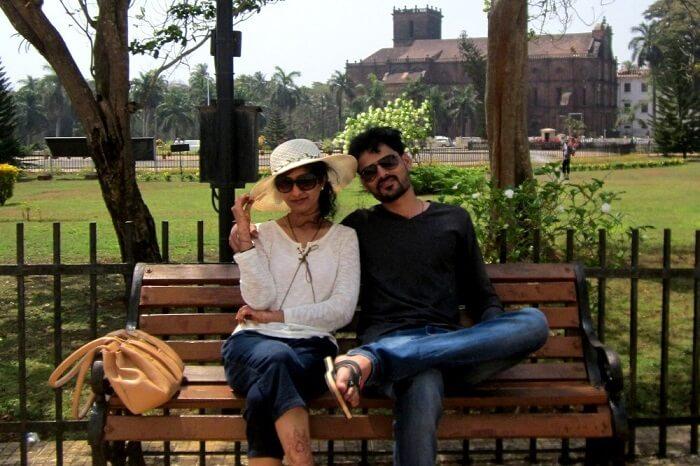 honeymoon trip to Goa