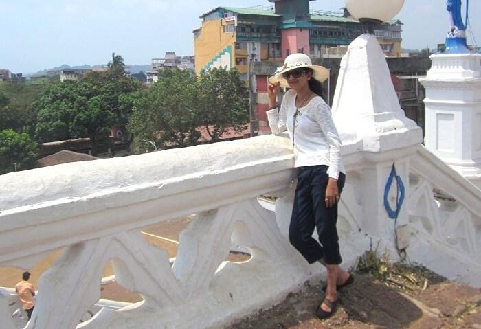 sightseeing in panaji