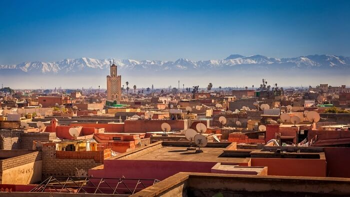 top tourist destination morocco