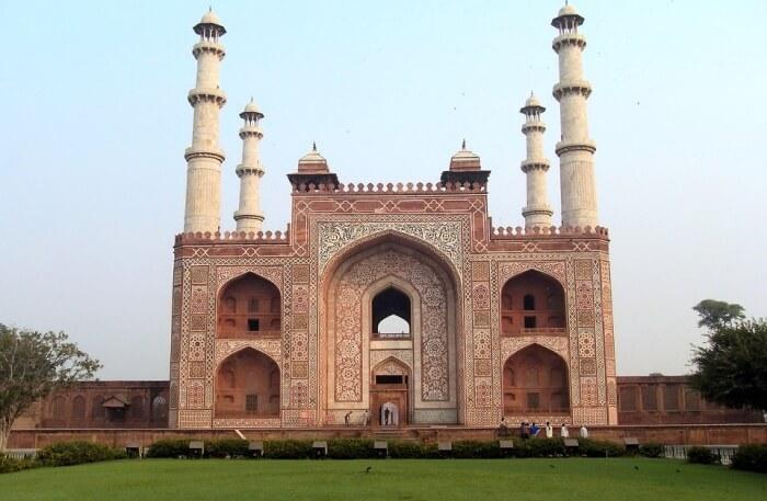 Mathura Fort