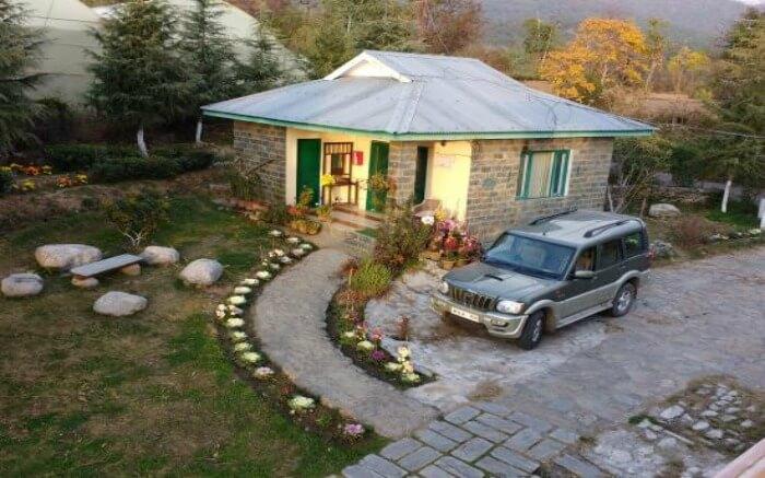 Nagri Resort in Palampur