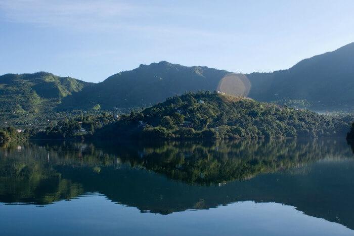 Naukuchia Taal Lake