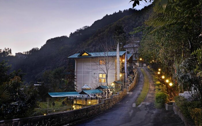 Norling Resort in Gangtok