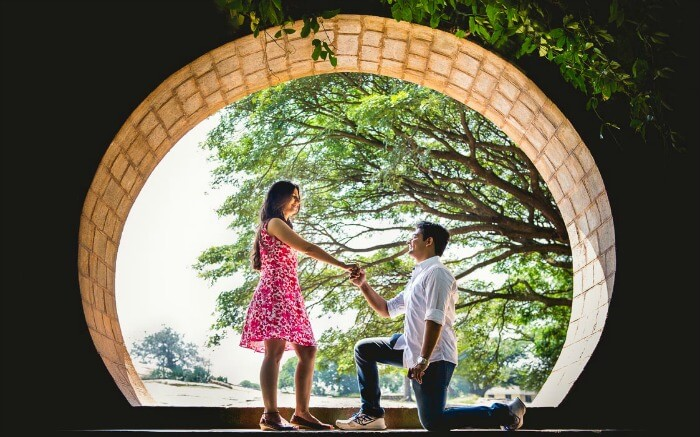 10 pre wedding photoshoot locations in bangalore for Places for photo shoots