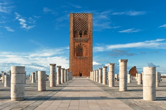 Hassan Tower Rabat