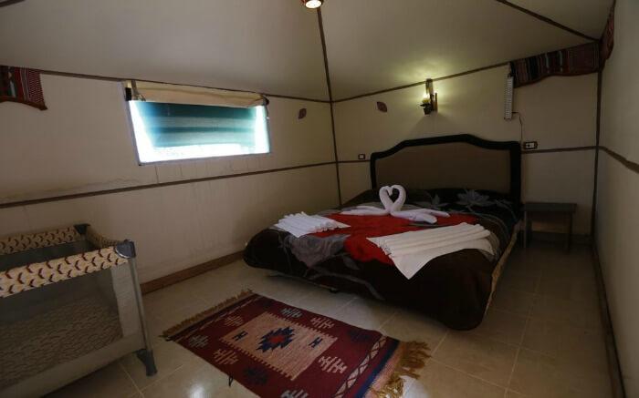 Room in Rahayeb Wadi Rum