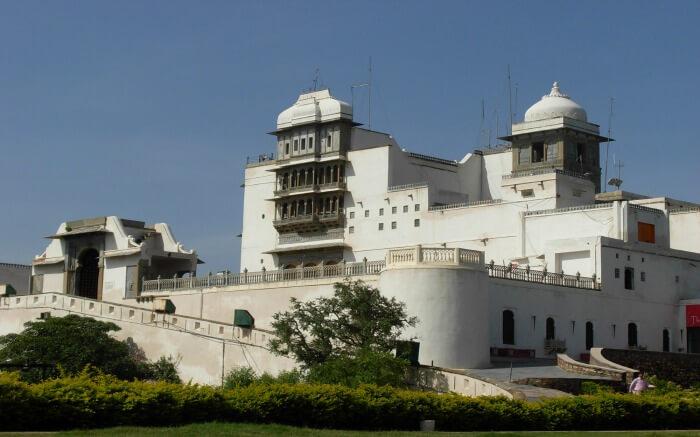 Sajjangarh Palace in Udaipur