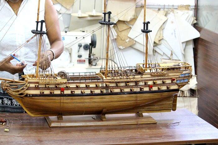 ship factory trip