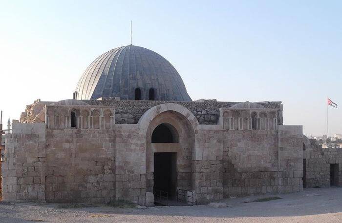 View Of Umayyad Palace