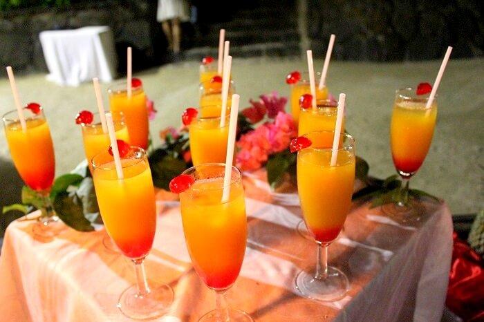 mauritius drinks