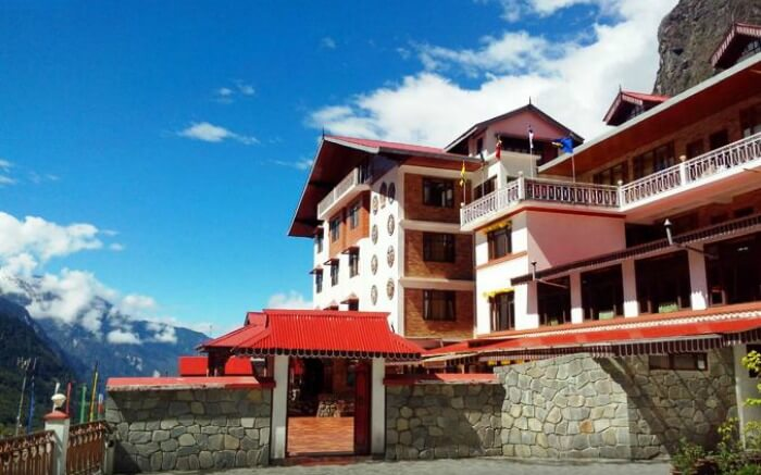 Varlam Resort in Lachung