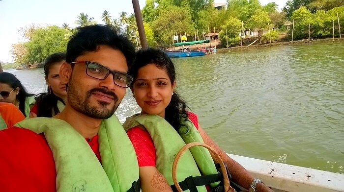 going for dolphin watching in goa