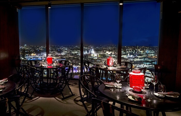 best restaurants london