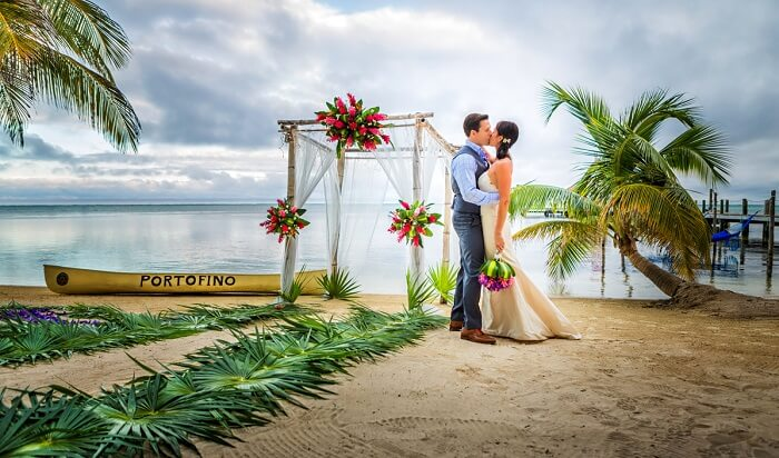 10 best beach wedding destinations in the world. Black Bedroom Furniture Sets. Home Design Ideas
