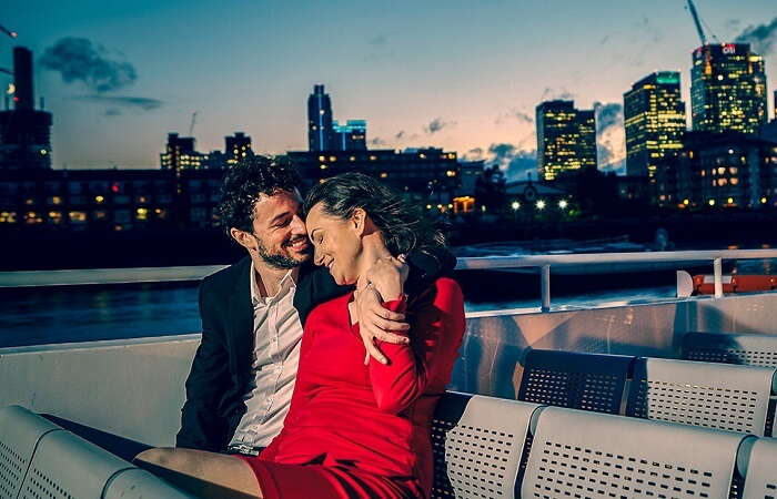 romantic things to do for couples in london
