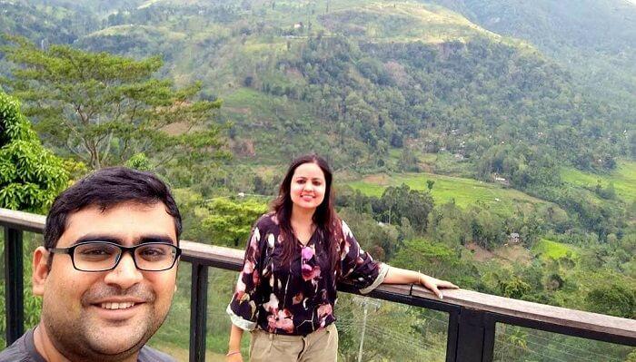 romantic trip to srilanka