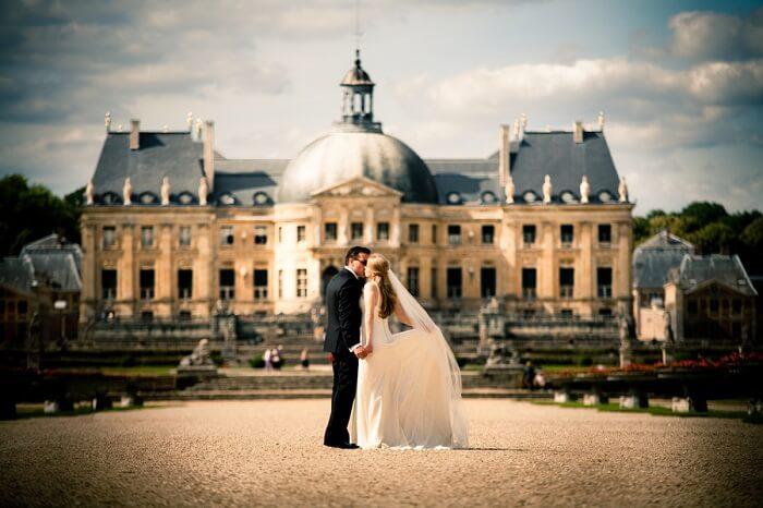 wedding reception venues france
