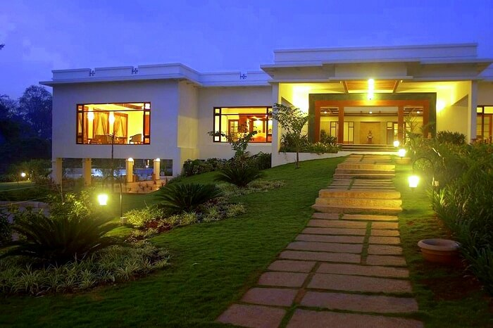 best resorts in mysore