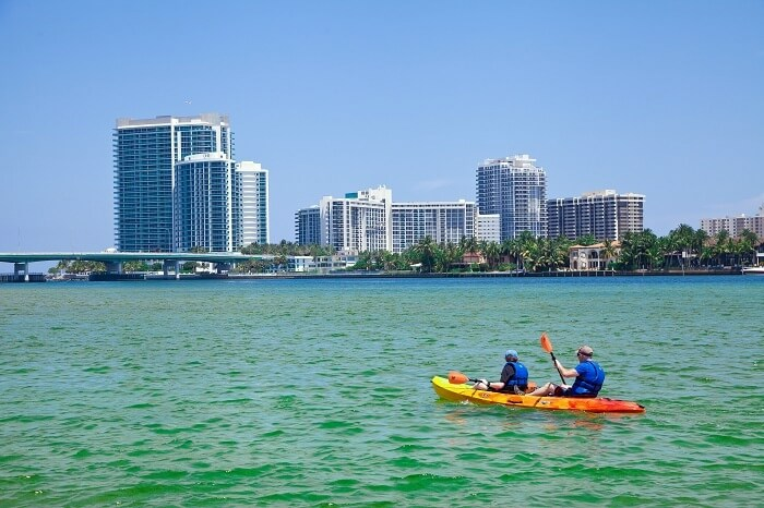 beaches for surfing in miami