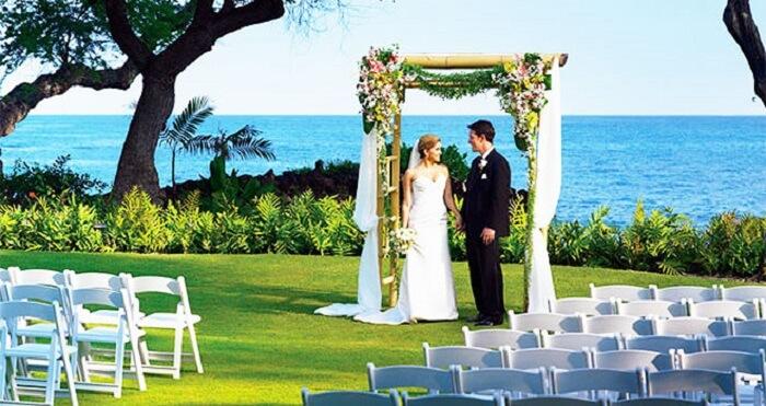 sheraton wedding hawaii
