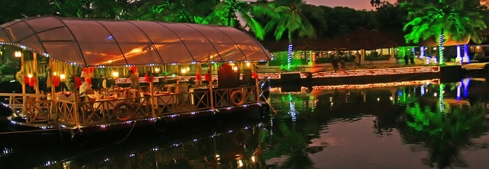 houseboat wedding alleppey