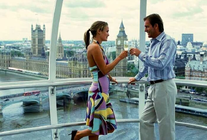 romantic things to do london