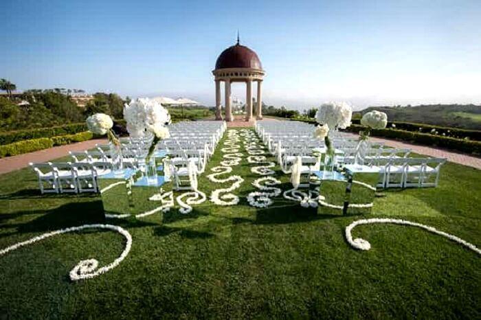 wedding reception venues california