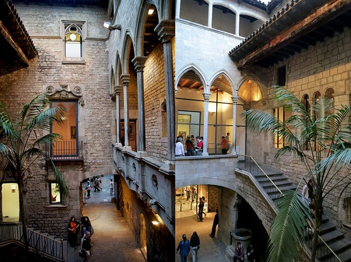 top museums in barcelona