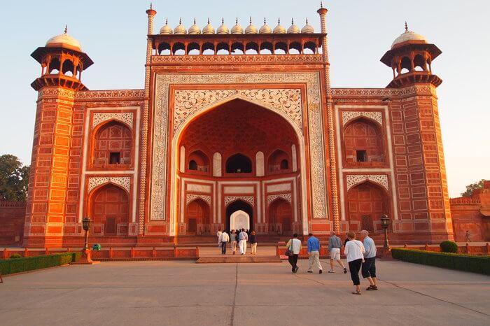 Fatehpur Sikri near Agra