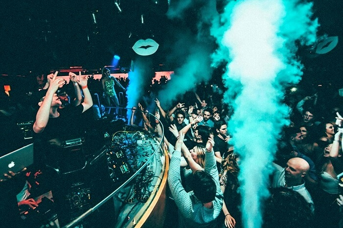 famous nightclub barcelona