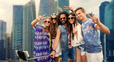 singapore group tours from india