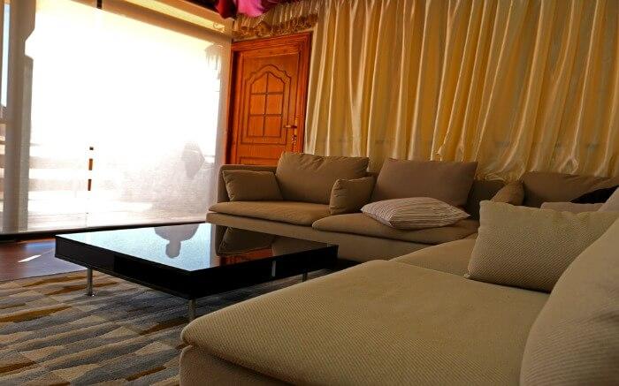 Room in Sun City Camp Wadi Rum